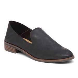 Lucky Brand Cahill Leather Flat